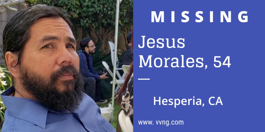 jesus morales missing hesperia