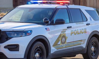 Victorville Police Patrol car