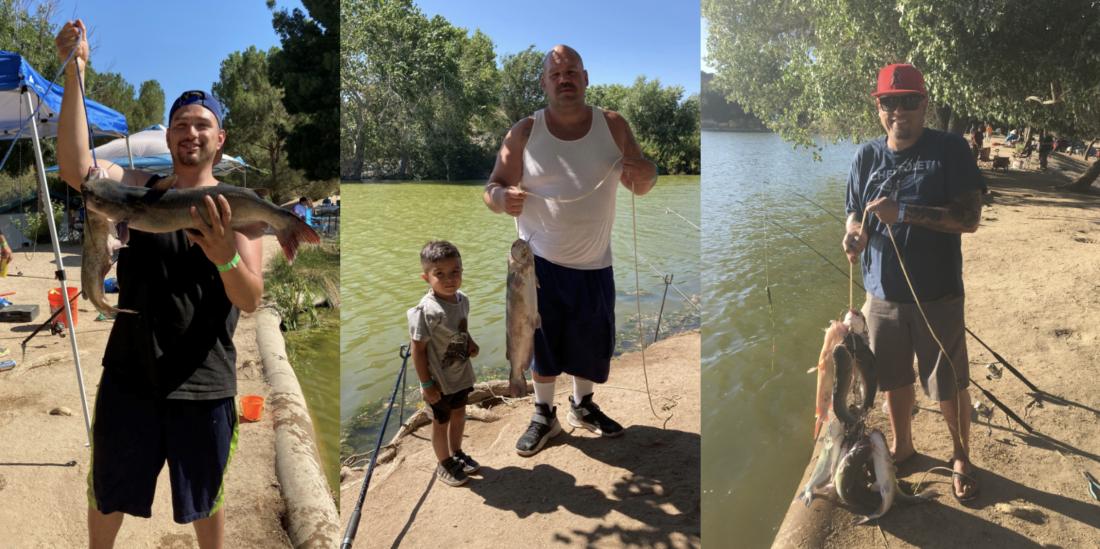 hesperia lake fishing report