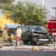 41-year-old man arrested for DUI after crash on 7th Street in Victorville. (Hugo C. Valdez, VVNG.com)
