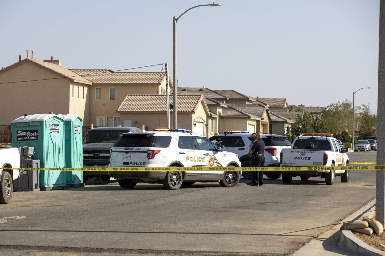 man found dead in truck adelanto