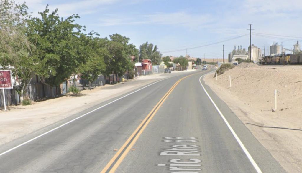2 people killed in crash on national trails highway
