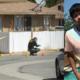 (Isiah Alvarado, 19 years old, resident of Adelanto was identified as the victim killed. (photo - Hugo C. Valdez, VVNG.com)