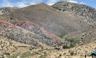 lucerne valley fire