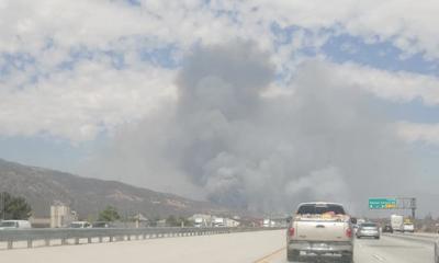 brush fire lytle creek evacuations