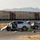 head on crash on hesperia road in hesperia
