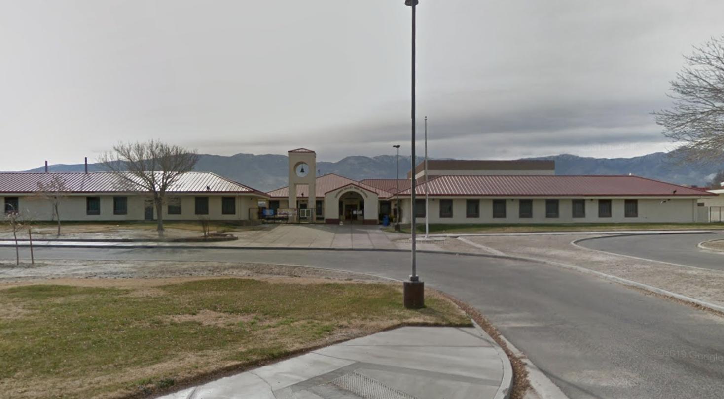lucerne valley middle school