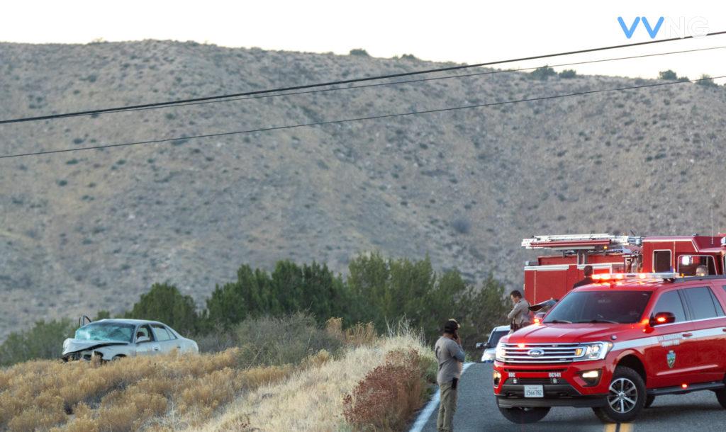 hesperia fatal hit and run crash investigation
