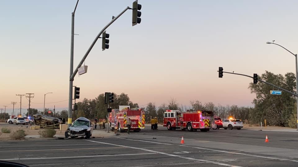 fatal crash air expressway adelanto