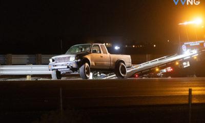 truck crash on 15 freeway in hesperia