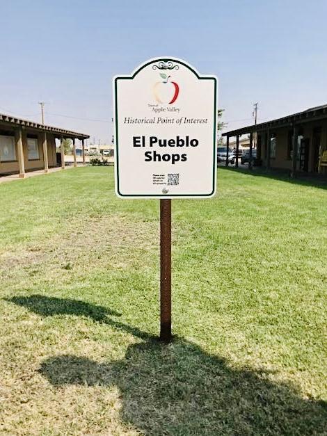 el pueblo historic shops apple valley