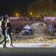 rolloverer crash on mariposa rd in victorville
